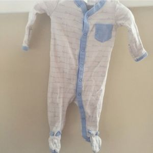 Children's Place 0-3 Month One-Piece Outfit